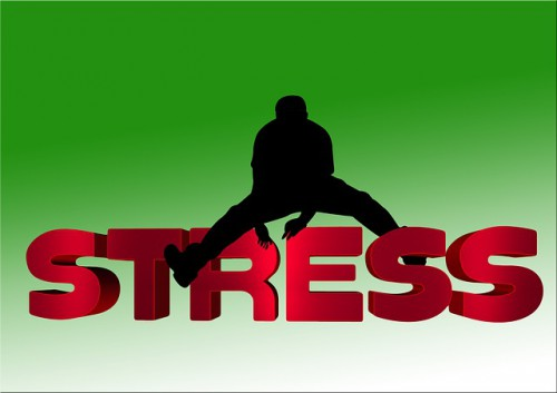 Stressed People
