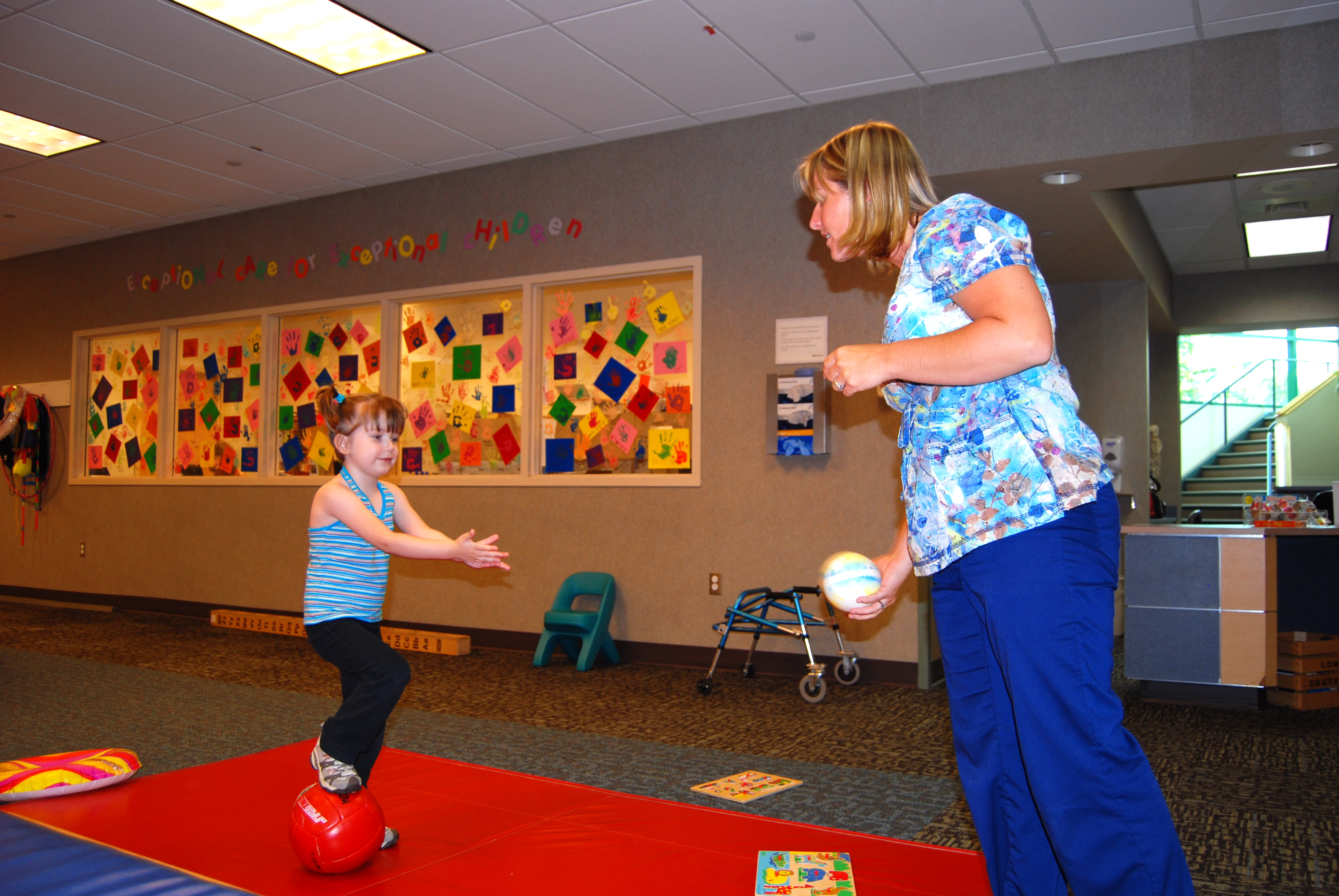 More Pediatric Physical Therapy And A New Diagnosis