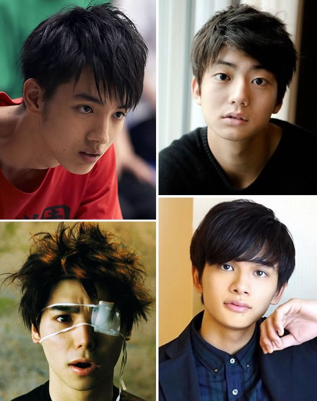 Up and coming Japanese Actors - Top 20