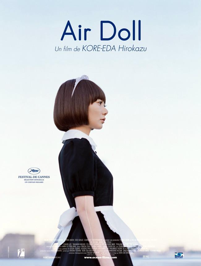 Air Doll - poster