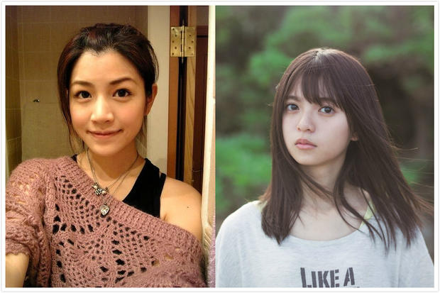 You are the Apple of my Eye - female lead casting comparison (Taiwan and Japan)