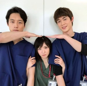Kounodori gives limelight to Miyazawa Hio, Sakaguchi Kentaro & Matsuoka Mayu