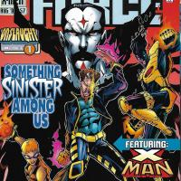 X-Force #57:  X-Man vs Sinister, round 2!