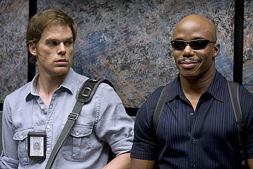 Dexter finale - season 2 doakes b
