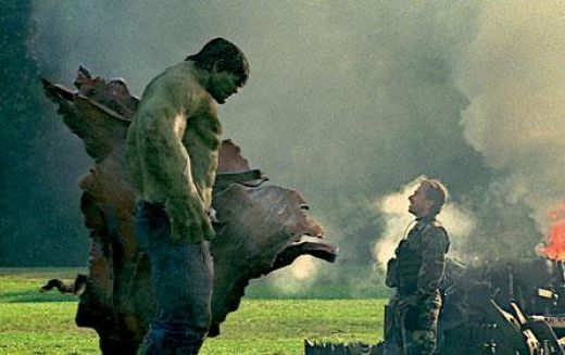 Hulk and Blonsky