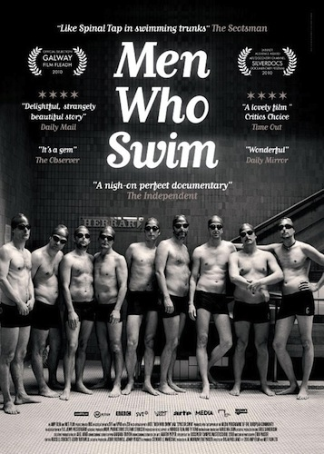 Men Who Swim cover