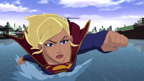 Superman Unbound Supergirl