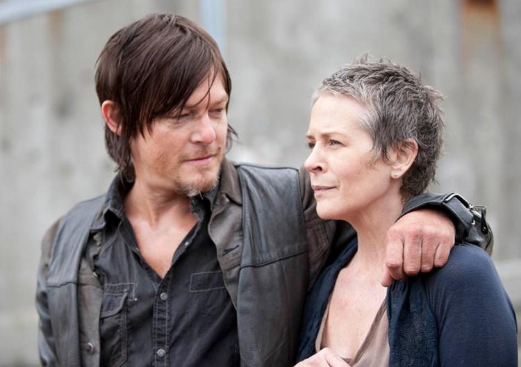 WD 401 Daryl and Carol