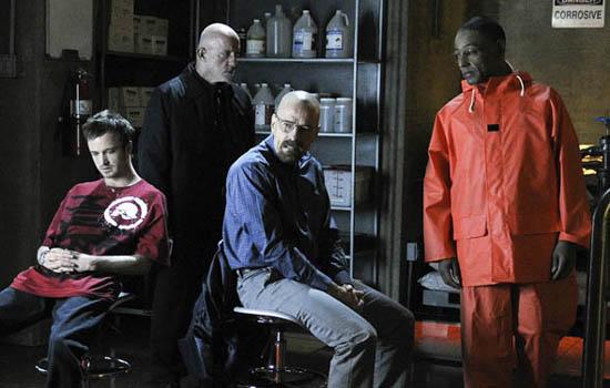 Breanking Bad (Season 4)