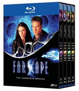 Farscape Blu-Ray Boxed Set