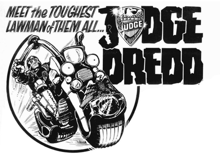2000AD-Dredd