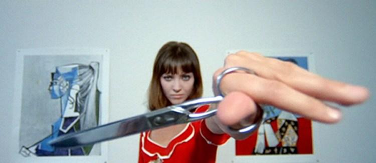 Pierrot Le Fou scissors