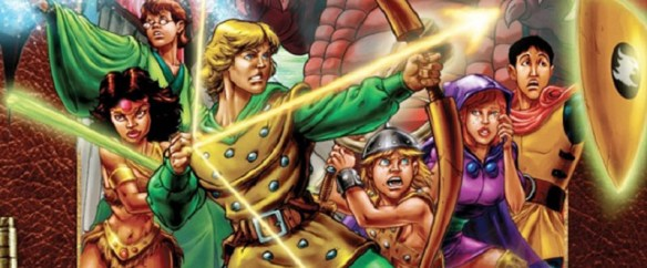 Dungeons and Dragons TAS