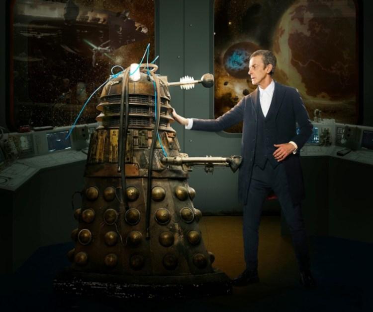 Doctor Who S8E2-3