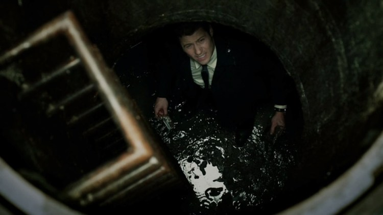 Gordon sewer