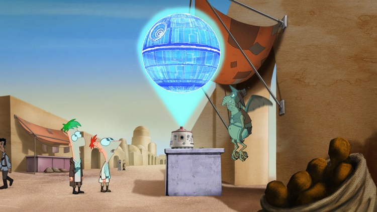 FERB, PHINEAS, WATTO