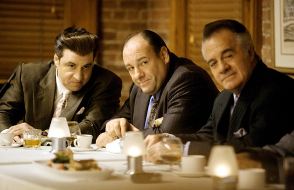 'The Sopranos' TV Series - Season 7 - 2007
