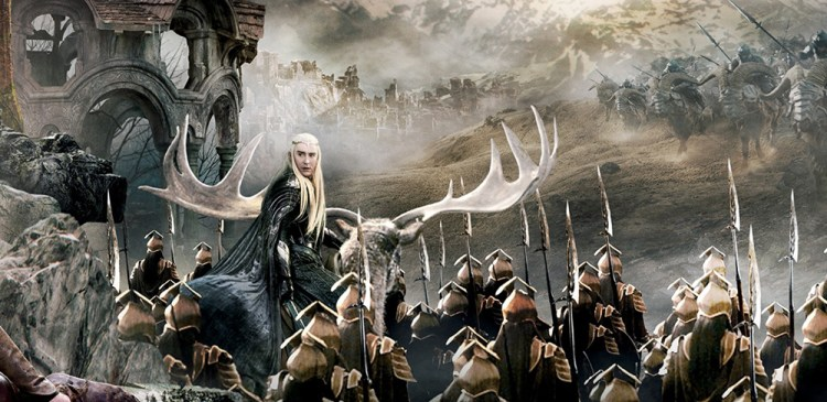 The Hobbit - Battle of Five Armies 1