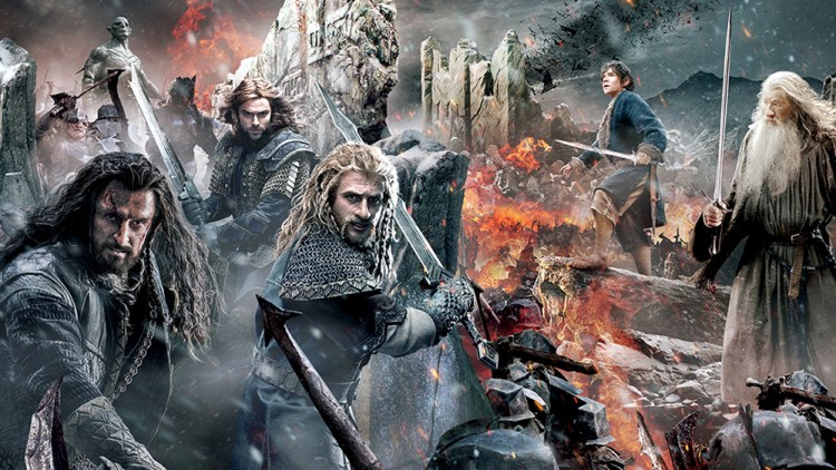 The Hobbit - Battle of Five Armies 3