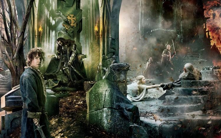 The Hobbit - Battle of Five Armies 4