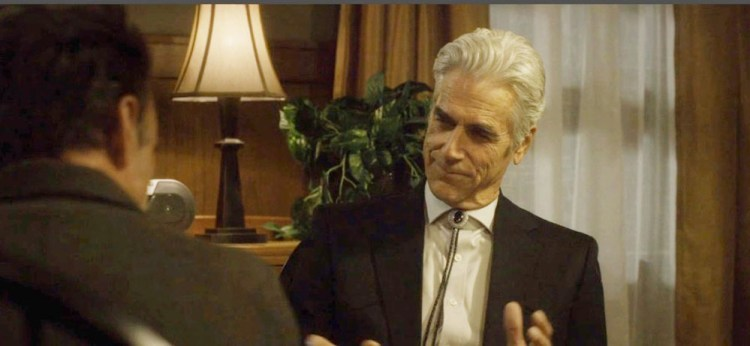 Justified--Avery Markham and Boyd