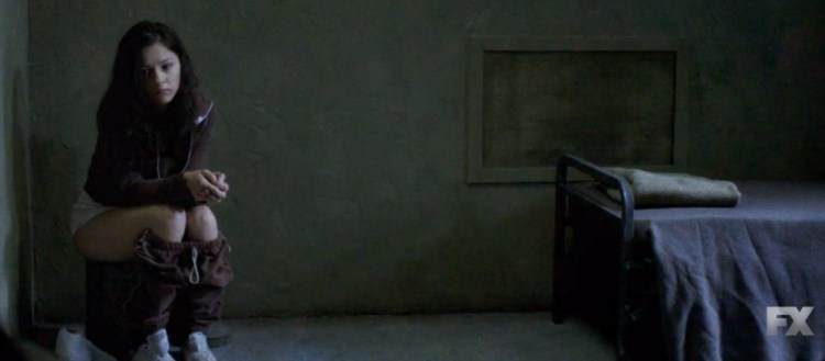 Nina in Prison