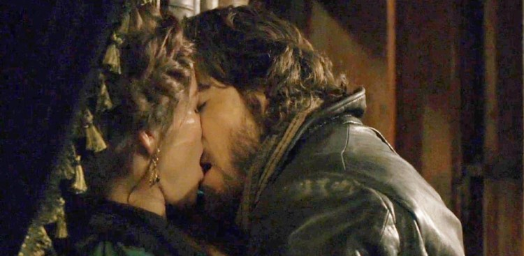 Athos and Milady