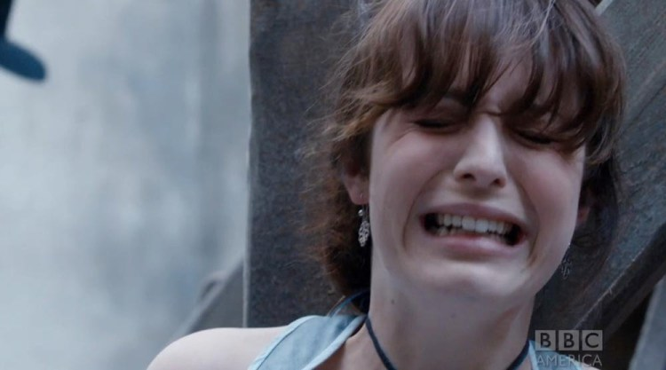 Constance Crying