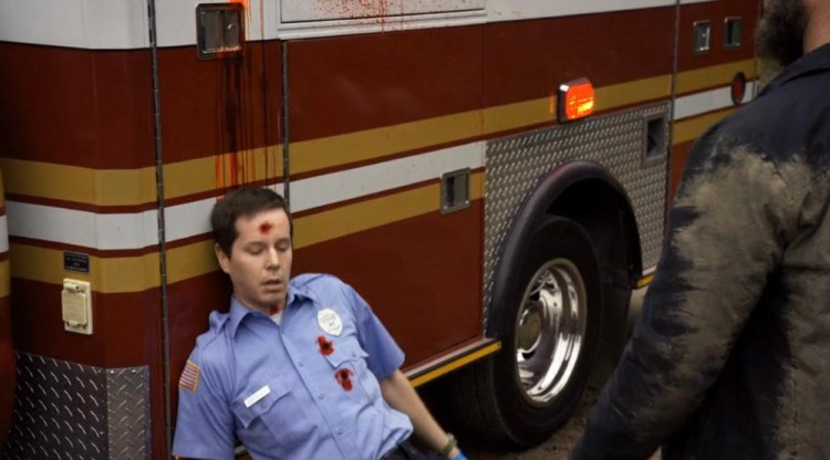 Walker and the EMT 3