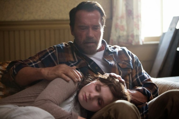 Arnold Schwarzenegger Abigail Breslin Maggie zombie movie
