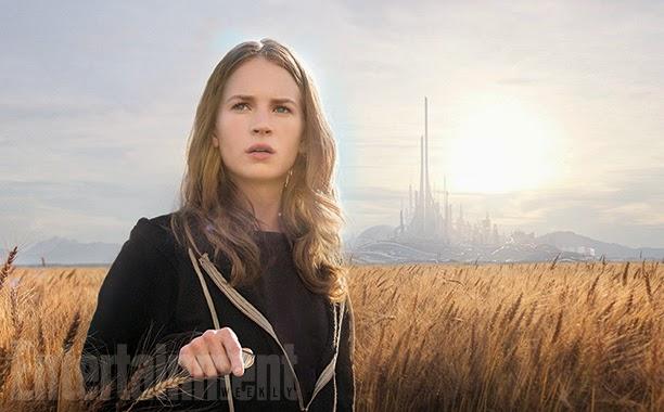 Britt Robertson Tomorrowland movie