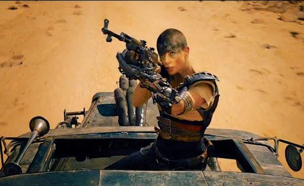 Charlize Theron Mad Max Fury Road