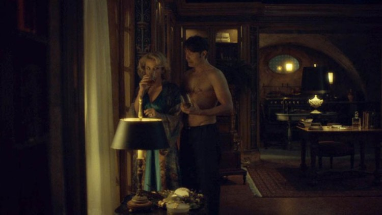 hannibal-305-shirtless
