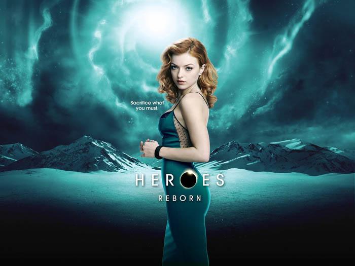 heroes reborn 1.1 molly