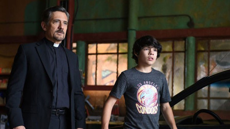 heroes reborn 1.4 JOSE AND PADRE