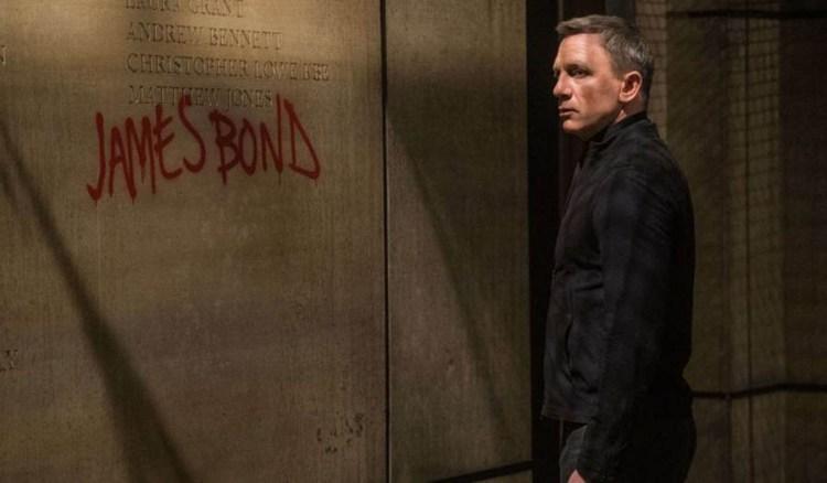 Daniel Craig James Bond Spectre