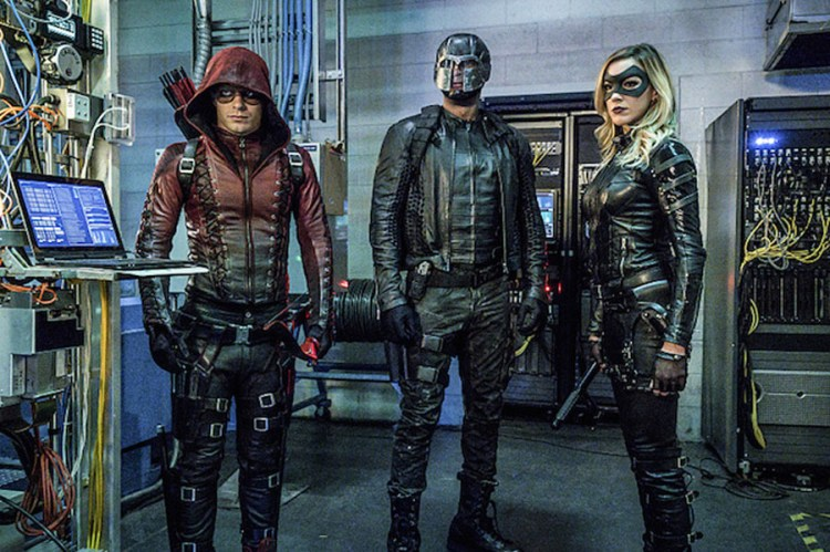 arrow unchained 1