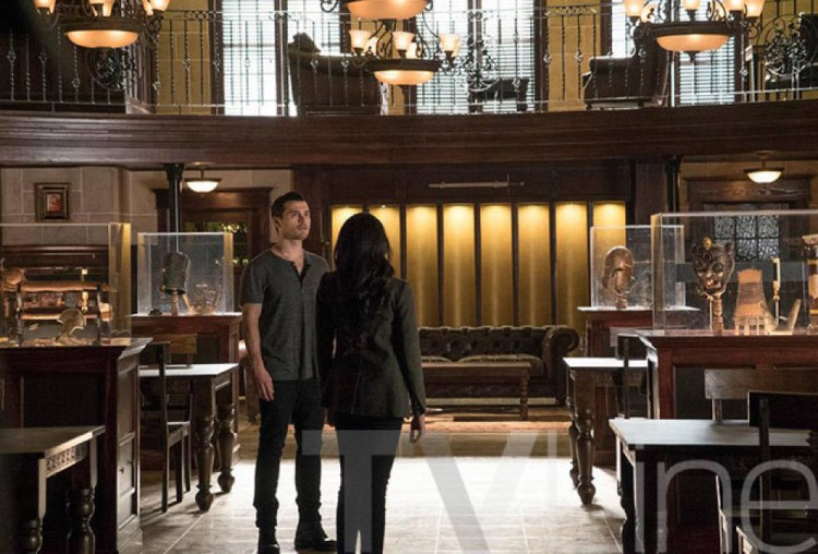 tvd-715-enzo-talks-with-alex-in-armory