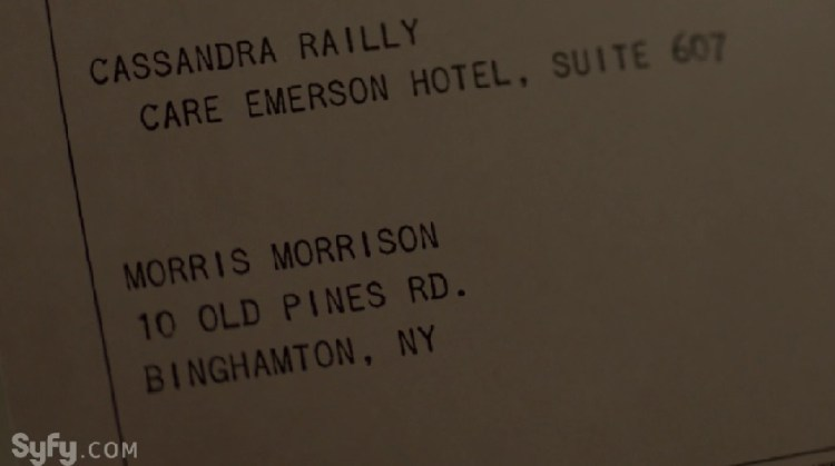 The Addresses