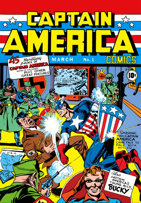 CaptainAmerica-1-1941