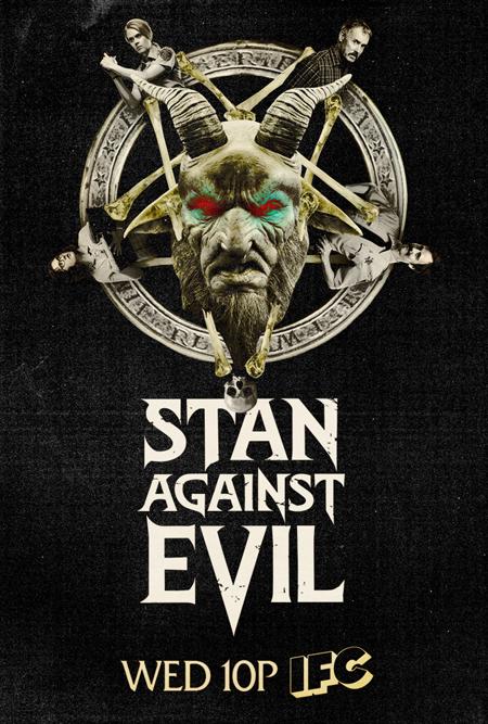 StanAgainstEvil