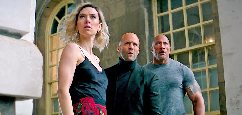 Fast Furious Presents Hobbs And Shaw 2019 Blu Ray Psycho Drive In