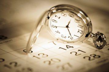 Klok en kalender - structuur in opvoeding