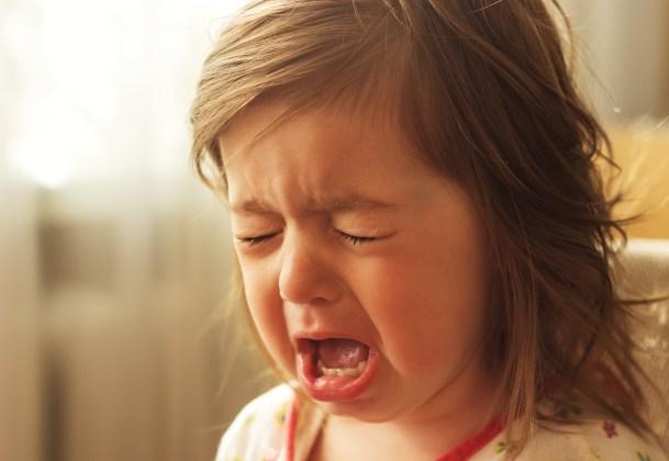 peuter kleuter verdrietig om scheiden ouders