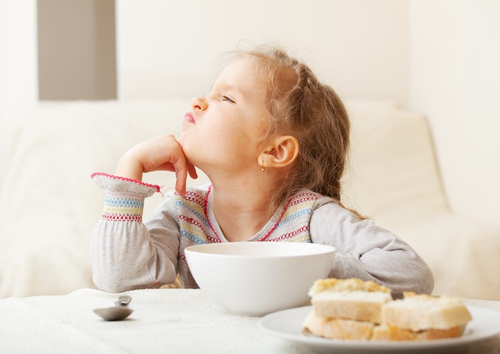 Wat Doe Je Als Je Kind Niet Eet?