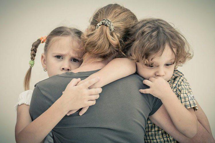 Echtscheiding, Steun je Kind