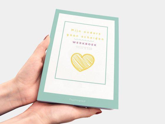 Werkboek: Mijn ouders gaan scheiden - help je kind de scheiding een plekje te geven
