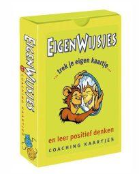 Eigenwijsjes - spel voor kinderen - coaching kaartjes. Leer je kind positief denken!