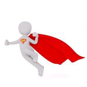 Superheld voor kinderen! Help je kind bij het vergroten van z'n zelfvertrouwen