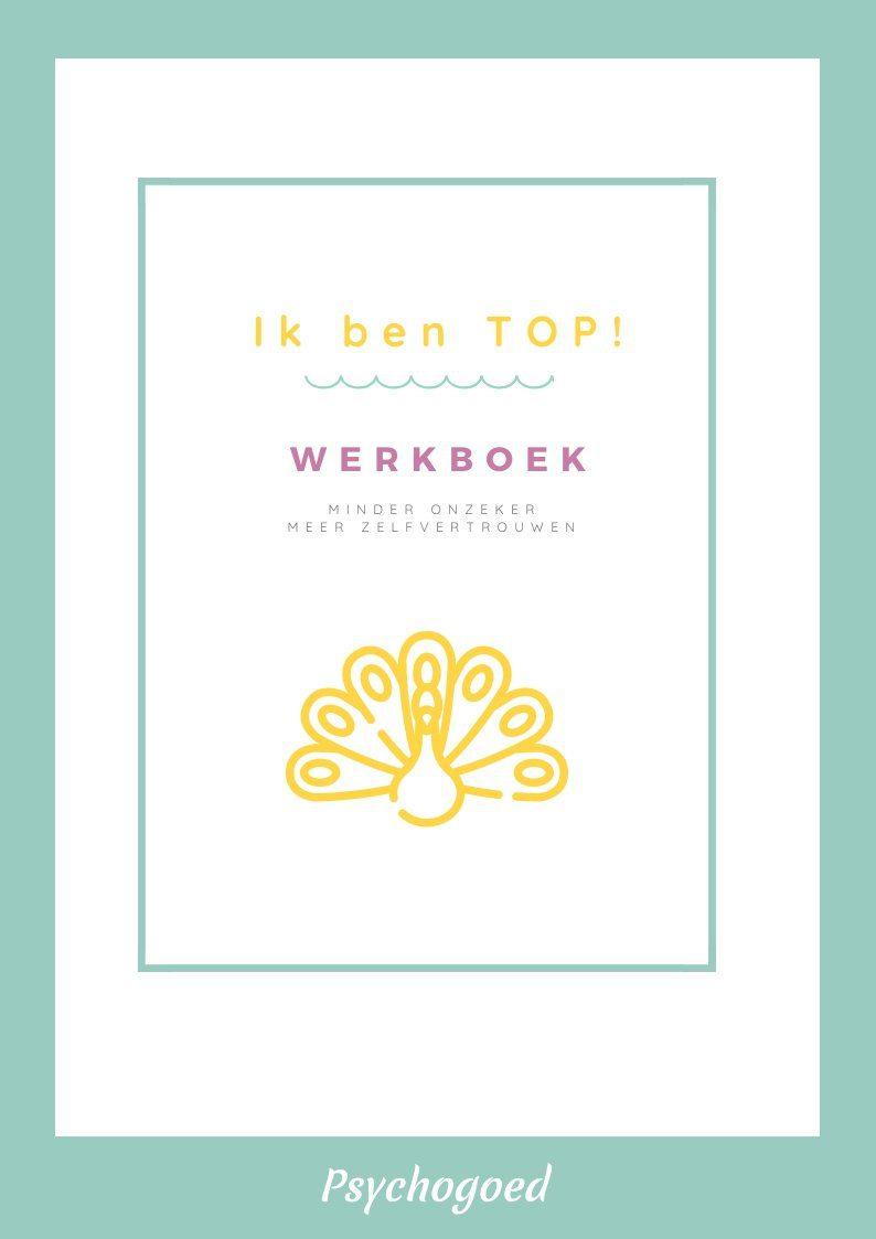 Ik ben TOP werkboek zelfvertrouwen